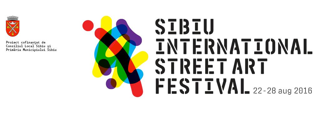 Sibiu Street ART Festival 2016