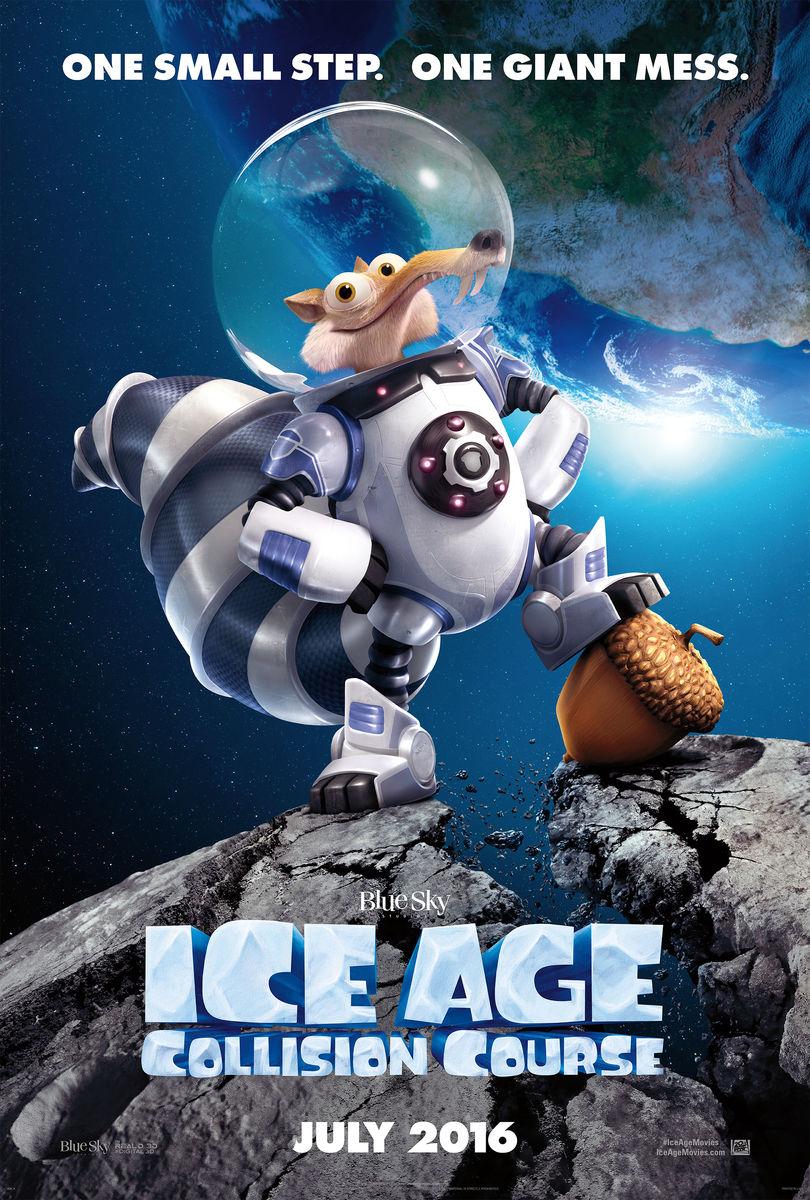 Epoca de Gheata: Ploaie de meteoriti – 3D / Ice Age: Collision Course – 3D (Avanpremiera)