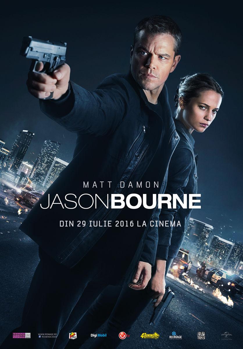 Jason Bourne (Premiera)