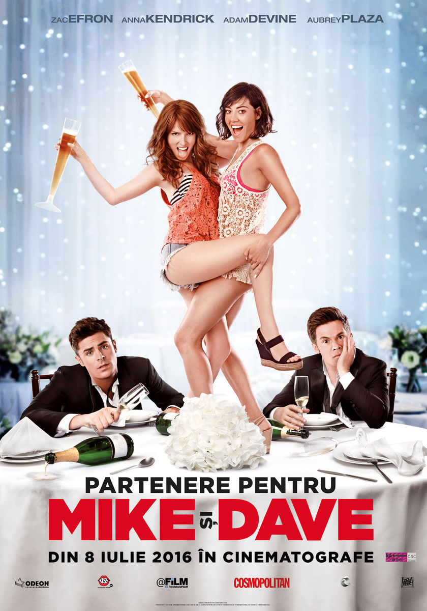 Partenere pentru Mike si Dave / Mike and Dave Need Wedding Dates (Premiera)