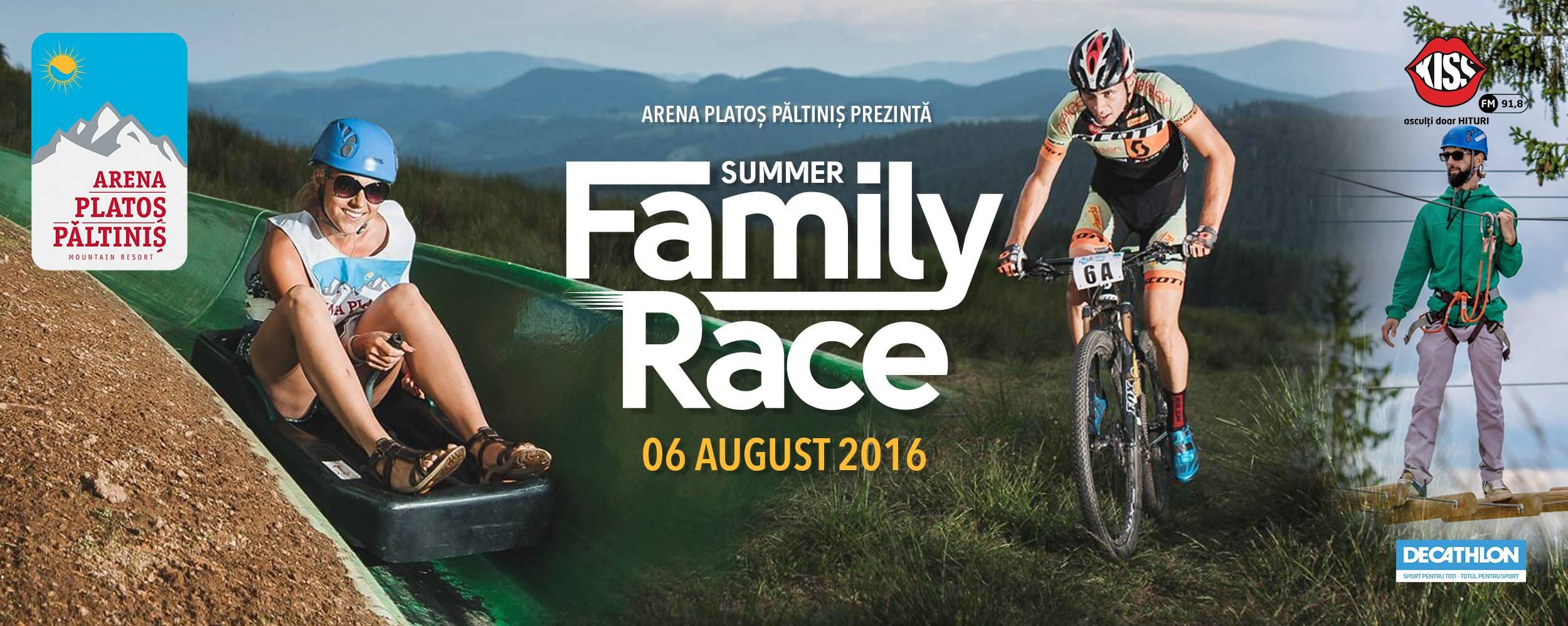 Summer Family Race