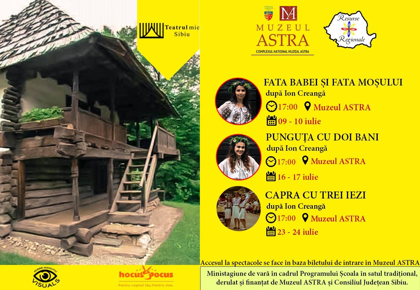 Teatru interactiv în straie româneşti