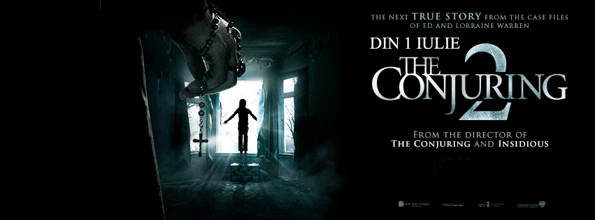 Traind printre demoni 2 / The Conjuring 2 (Premiera)