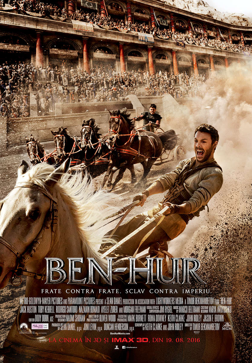 Ben-Hur - 3D (Premiera)