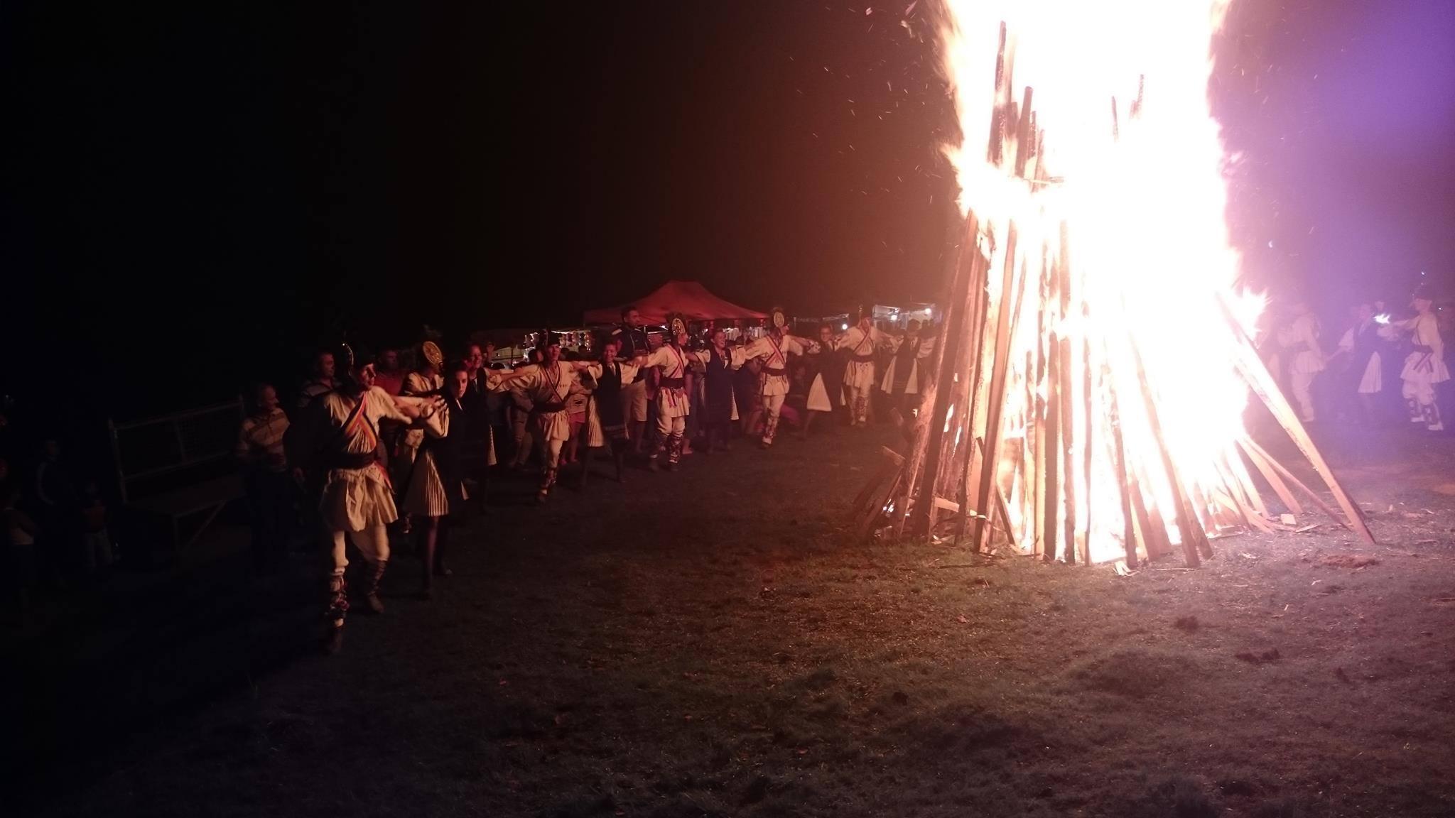 Festivalul Branzei si al Tuicii - Rasinari 2016