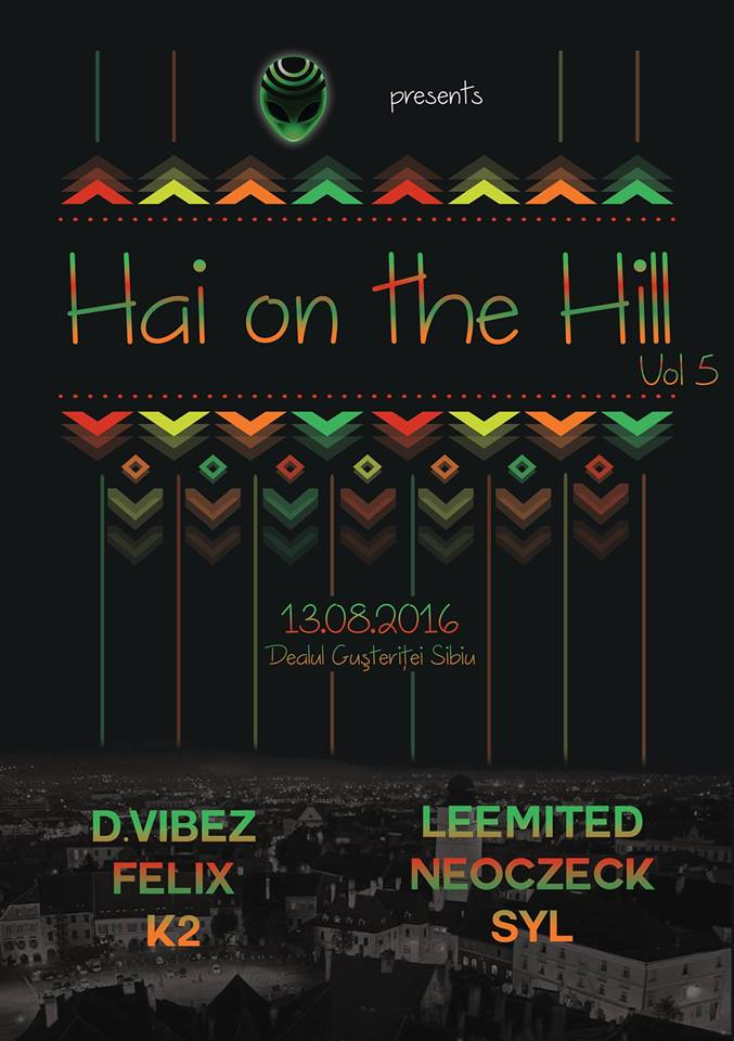 Hai On The Hill Vol.5