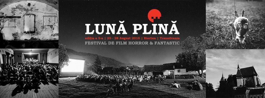 Lună Plină - Festivalul de Film Horror și Fantastic