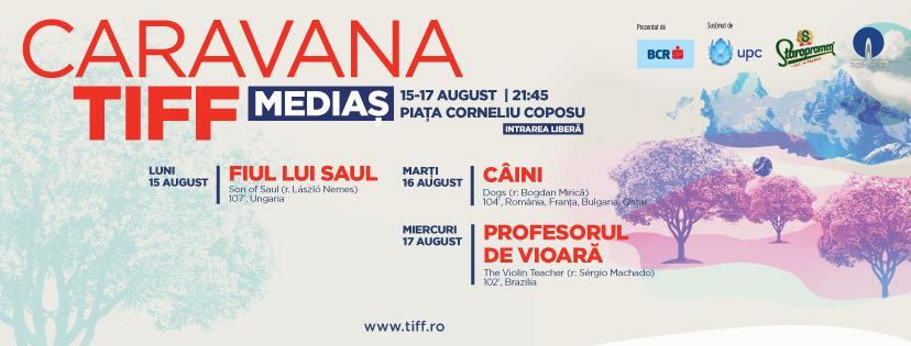 Medias | Caravana TIFF