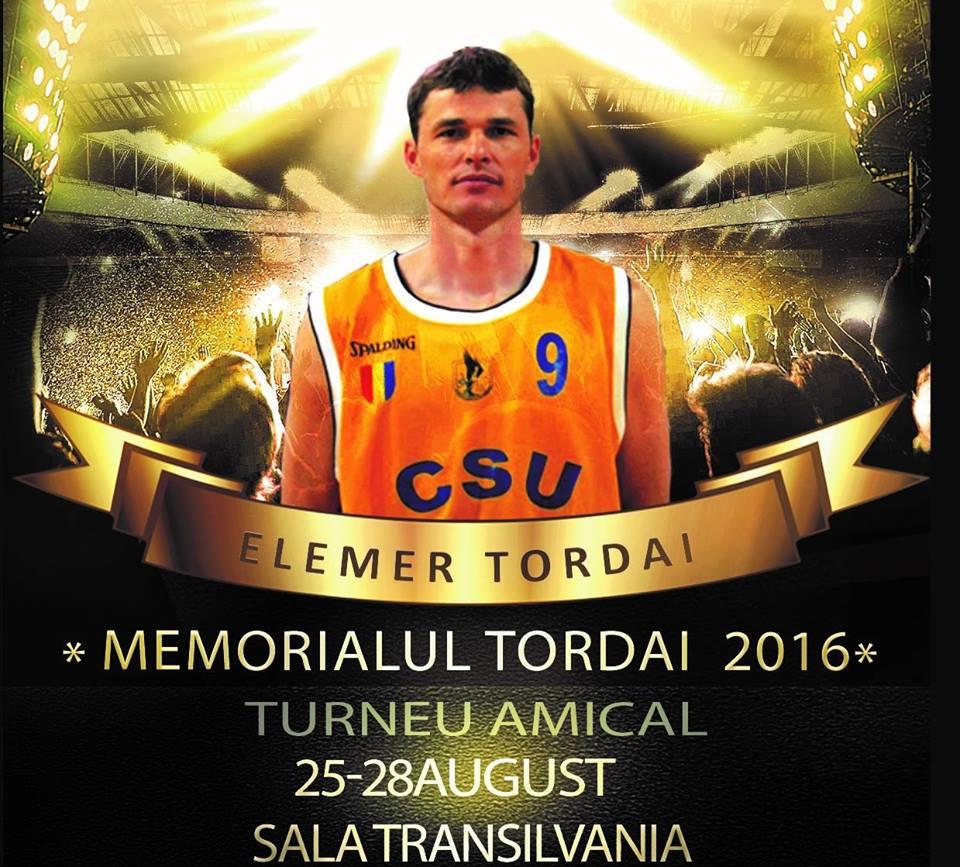 Memorialul Tordai la Baschet Masculin 2016