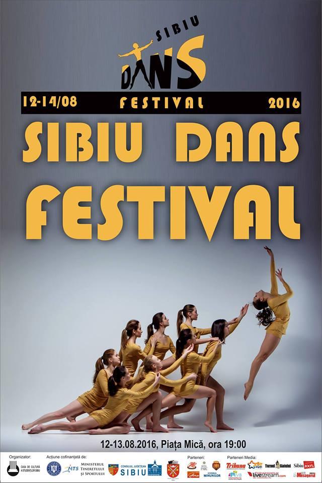Sibiu Dans Festival 2016