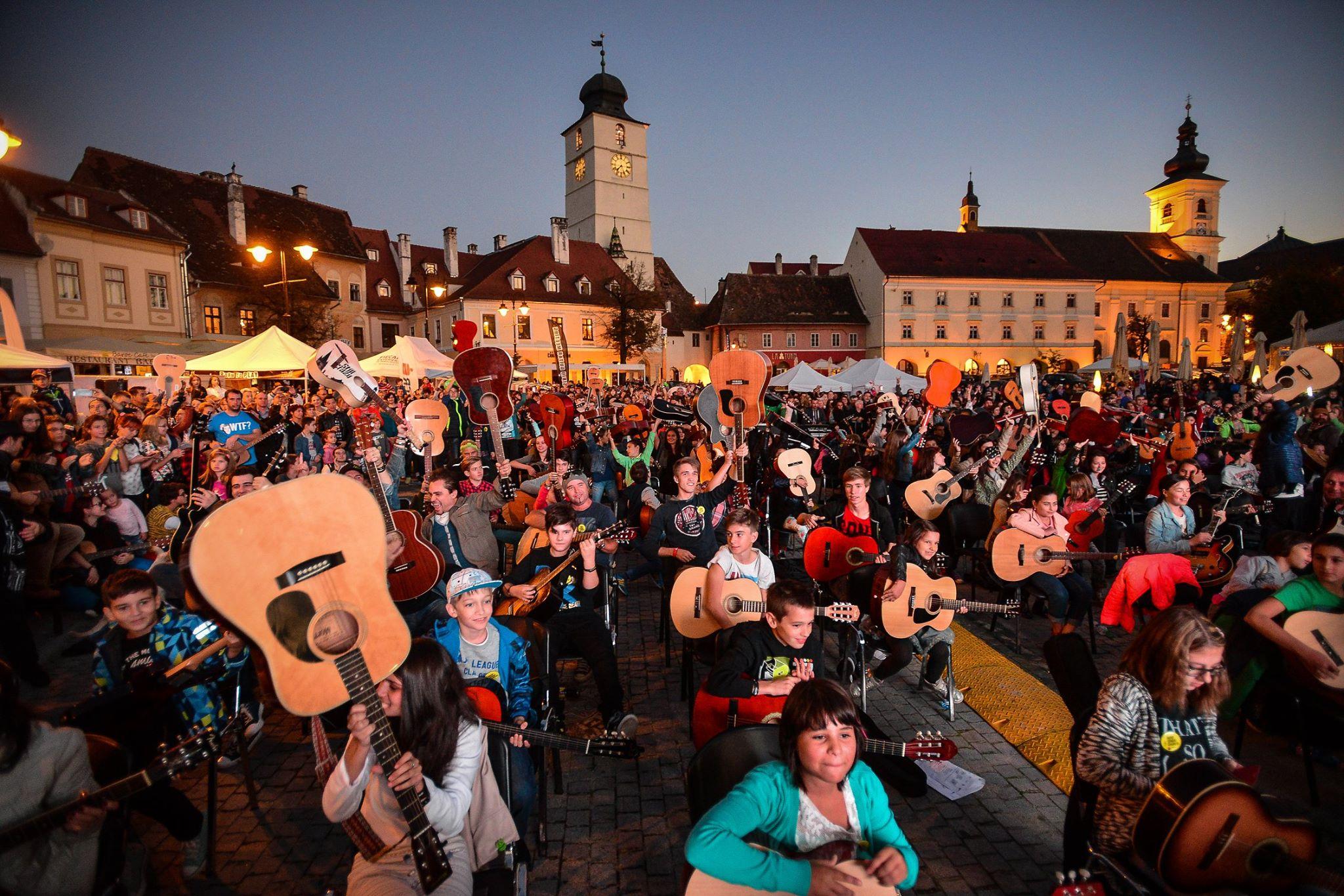 Sibiu Guitar Meeting 2016
