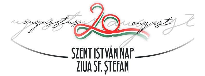 Szent István Nap / Ziua Sfântului Ștefan