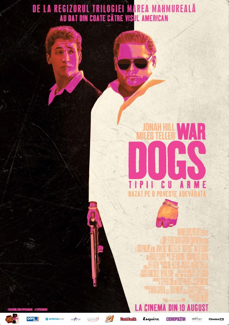 War Dogs: Tipii cu arme (Premiera)