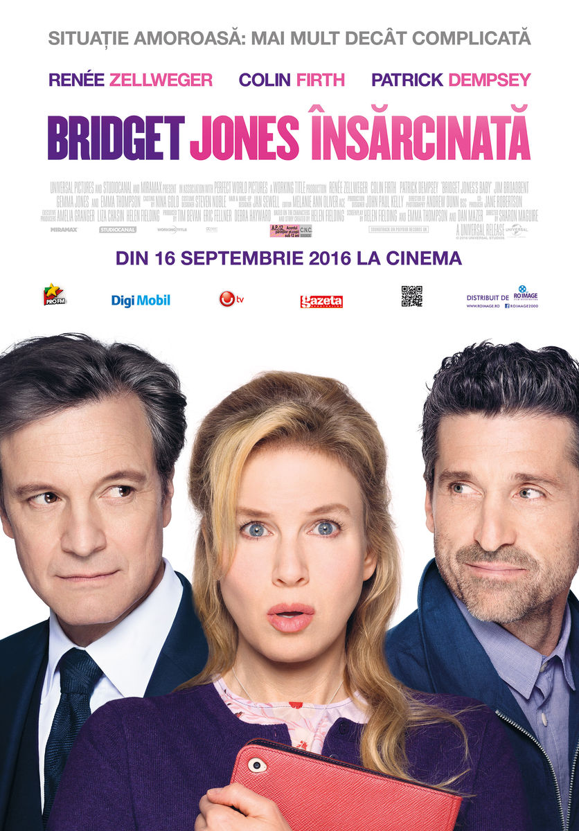 Bridget Jones insarcinata / Bridget Jones's Baby (Premiera)