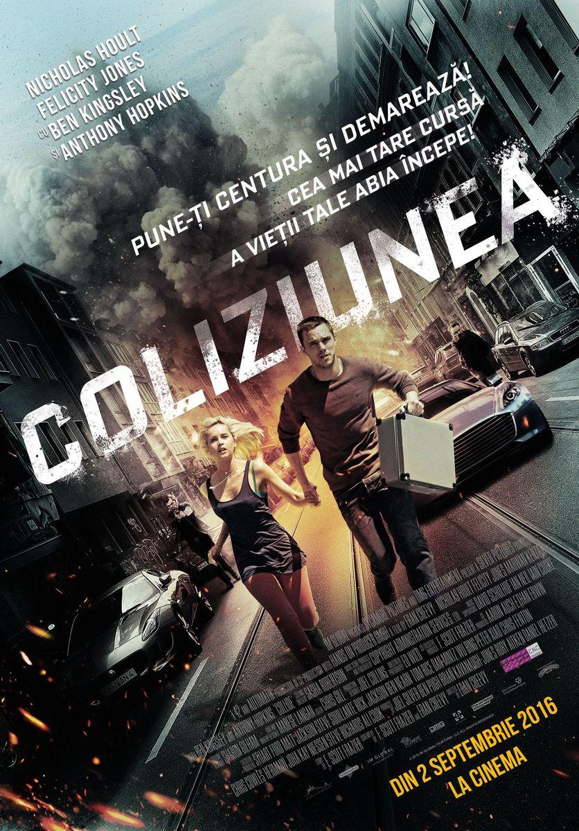 Coliziunea / Collide (Premiera)