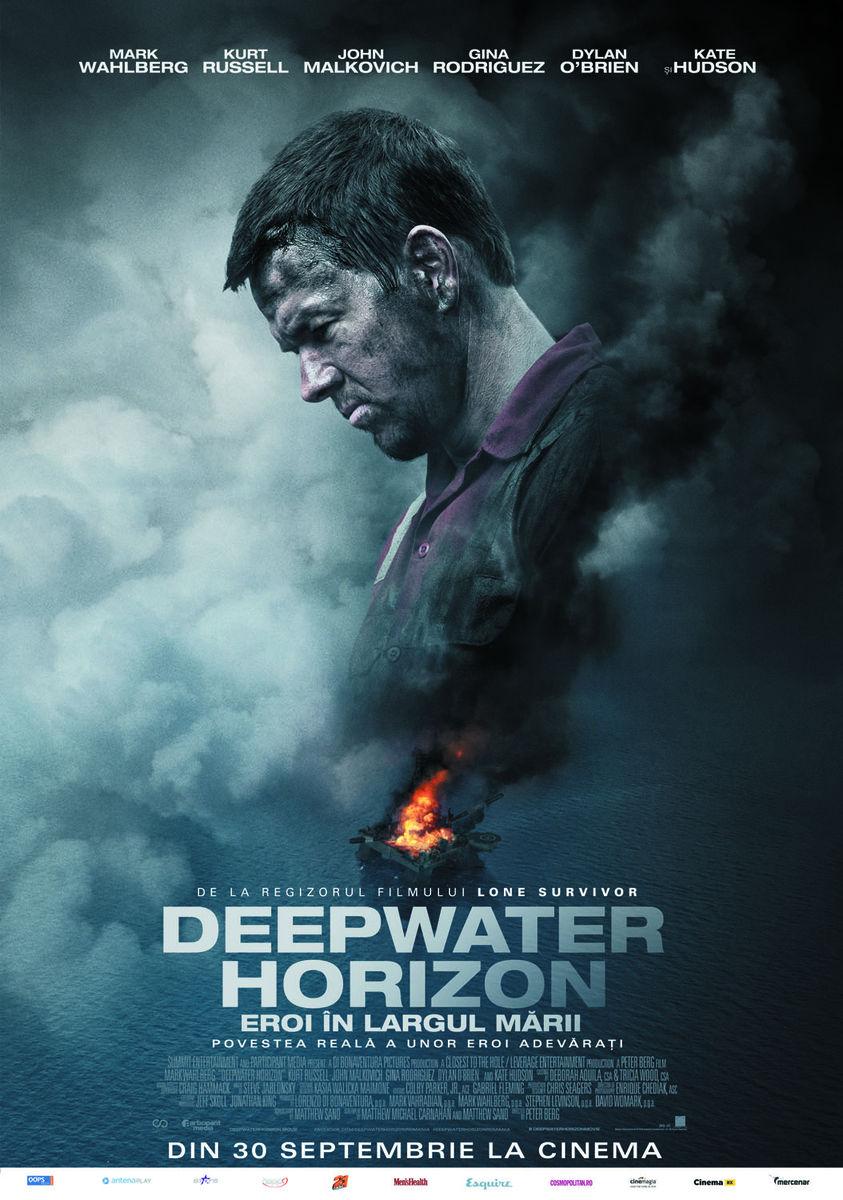 Deepwater Horizon: Eroi in largul marii / Deepwater Horizon (Premiera)