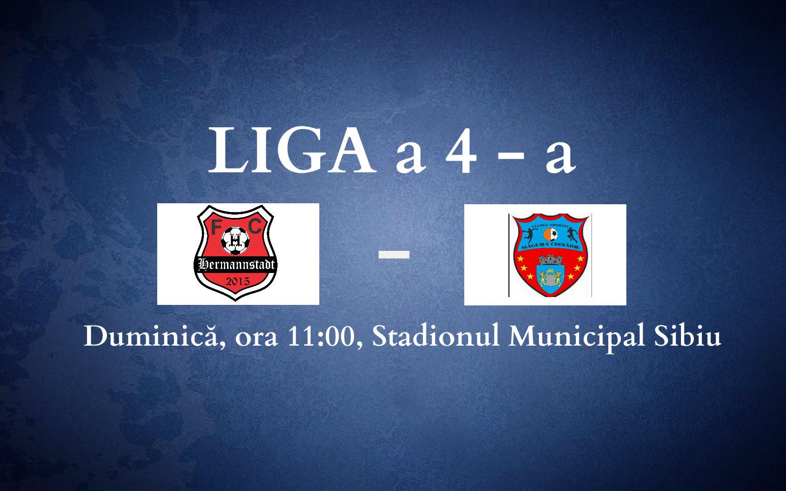 FC Hermannstadt II vs Magura Cisnadie