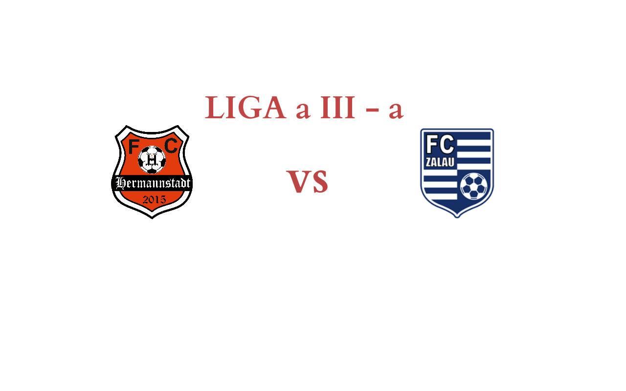 FC Hermannstadt vs FC Zalau