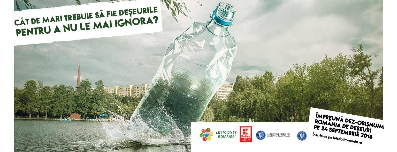 Let`s Do It, Romania! Pe 24 sept facem curățenie în jud. Sibiu!