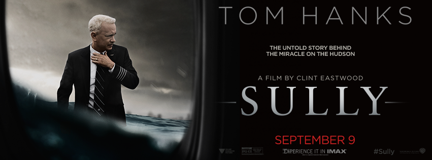 Sully: Miracolul de pe Raul Hudson / Sully (Premiera)
