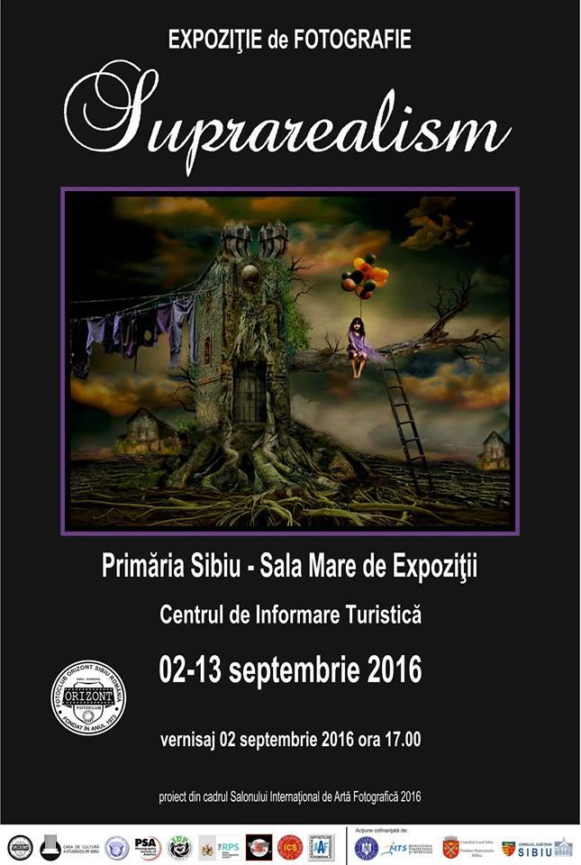 Suprarealism - expozitie de fotografie