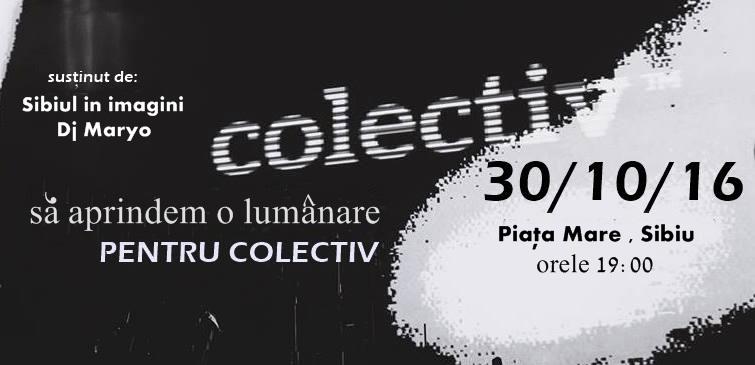 Întâlnire în memoria victimelor din #Colectiv