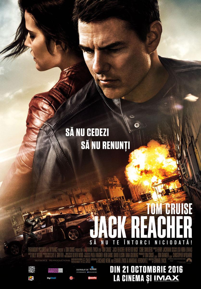Jack Reacher: Sa nu te intorci niciodata! / Jack Reacher: Never Go Back (Premiera)