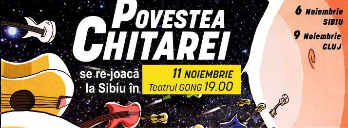 Povestea Chitarei la Sibiu
