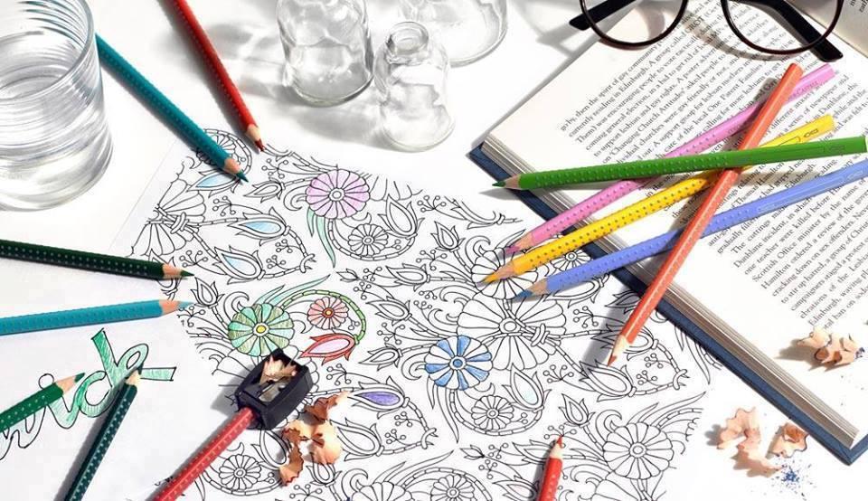 Scapă de stress și exprimă-ți creativitatea, ediția 6