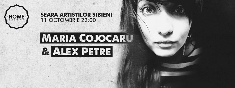 Seara Artistilor Sibieni - 001 : Maria Cojocaru & Alex Petre