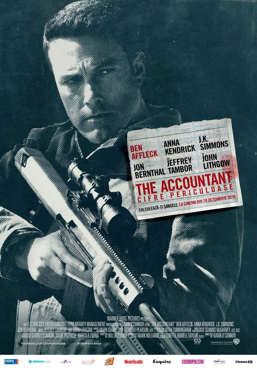 The Accountant: Cifre periculoase (Premiera)