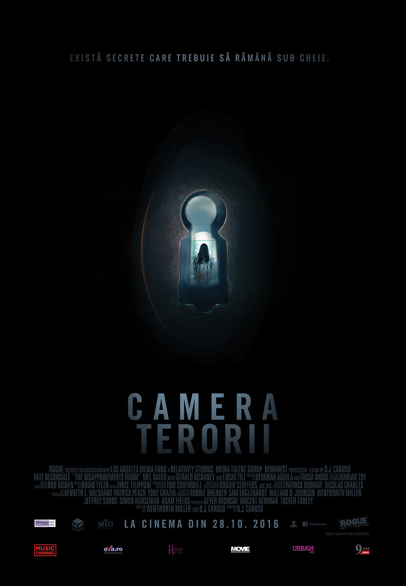 Camera terorii / The Disappointments Room (Premiera)