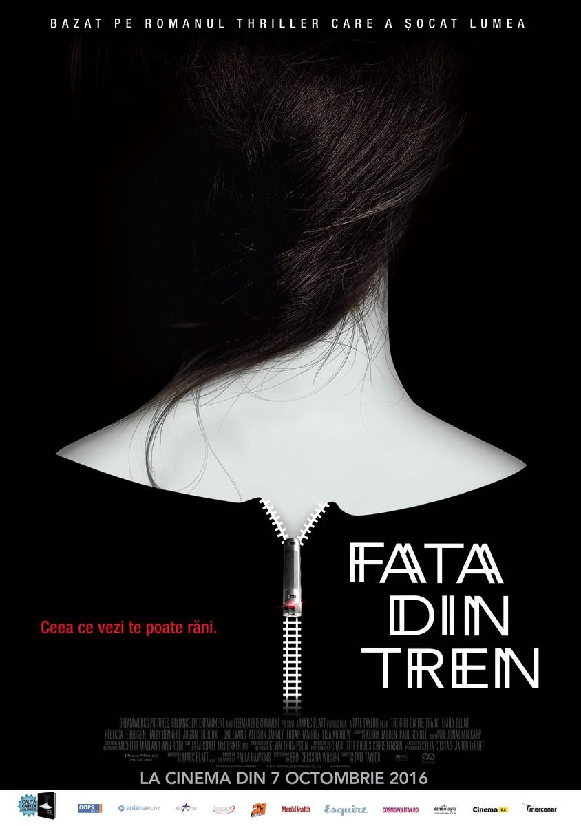 Fata din tren / The Girl on a Train (Premiera)