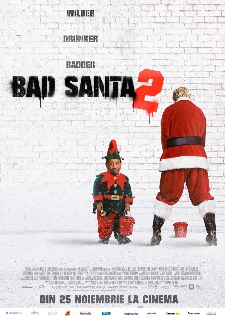 Bad Santa: Aventura continua / Bad Santa 2 (Premiera)