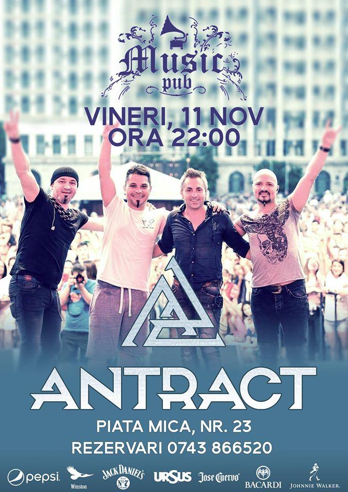 Concert Antract - Music Pub - Sibiu