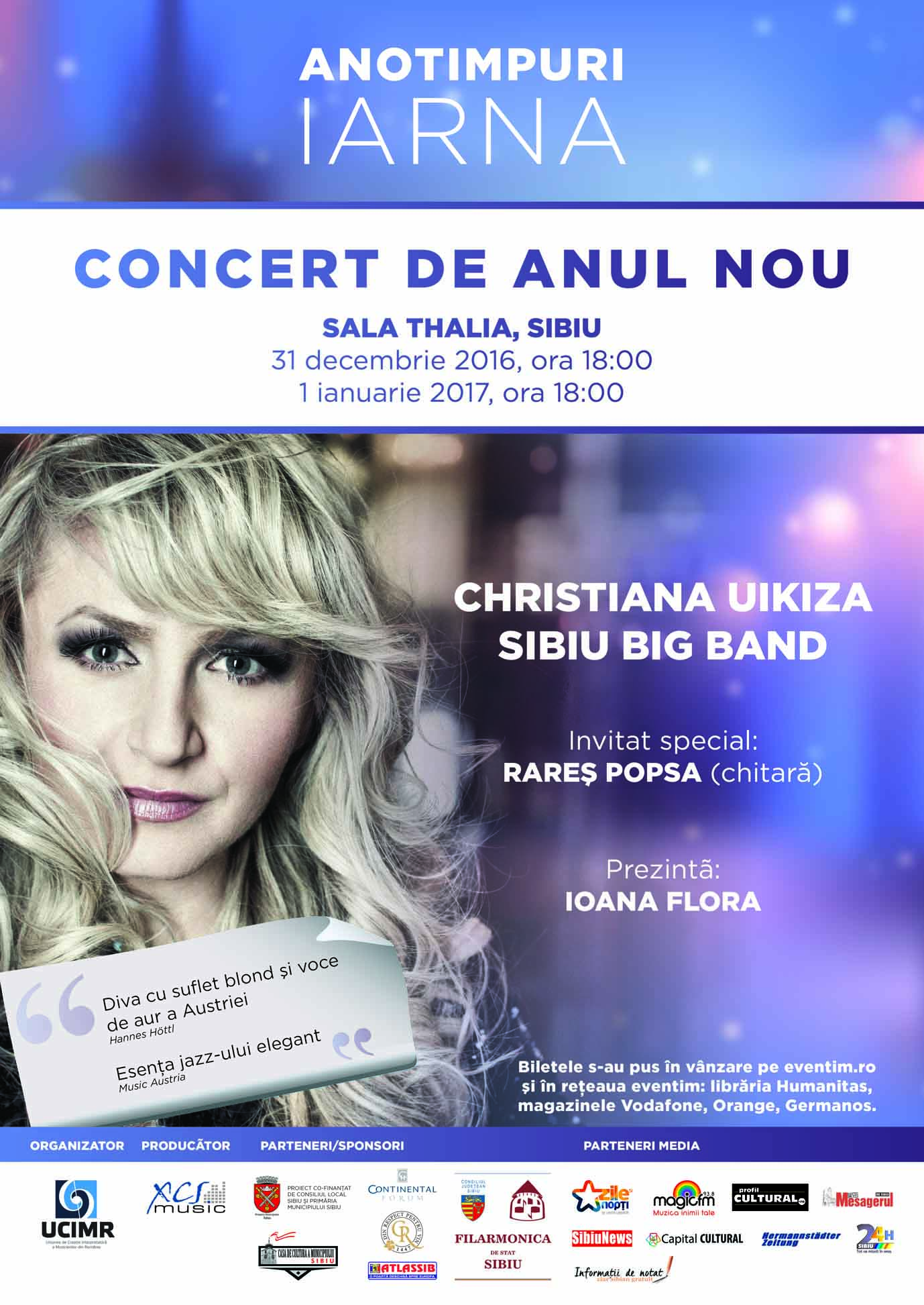 Concertul de Anul Nou de la Sibiu