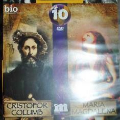 Vizionare filme documentare despre Cristofor Columb si Maria Magdalena