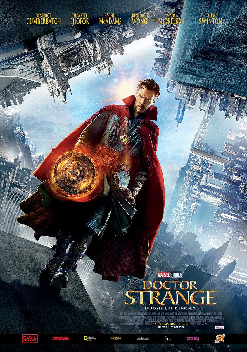 Doctor Strange – 3D (Premiera)