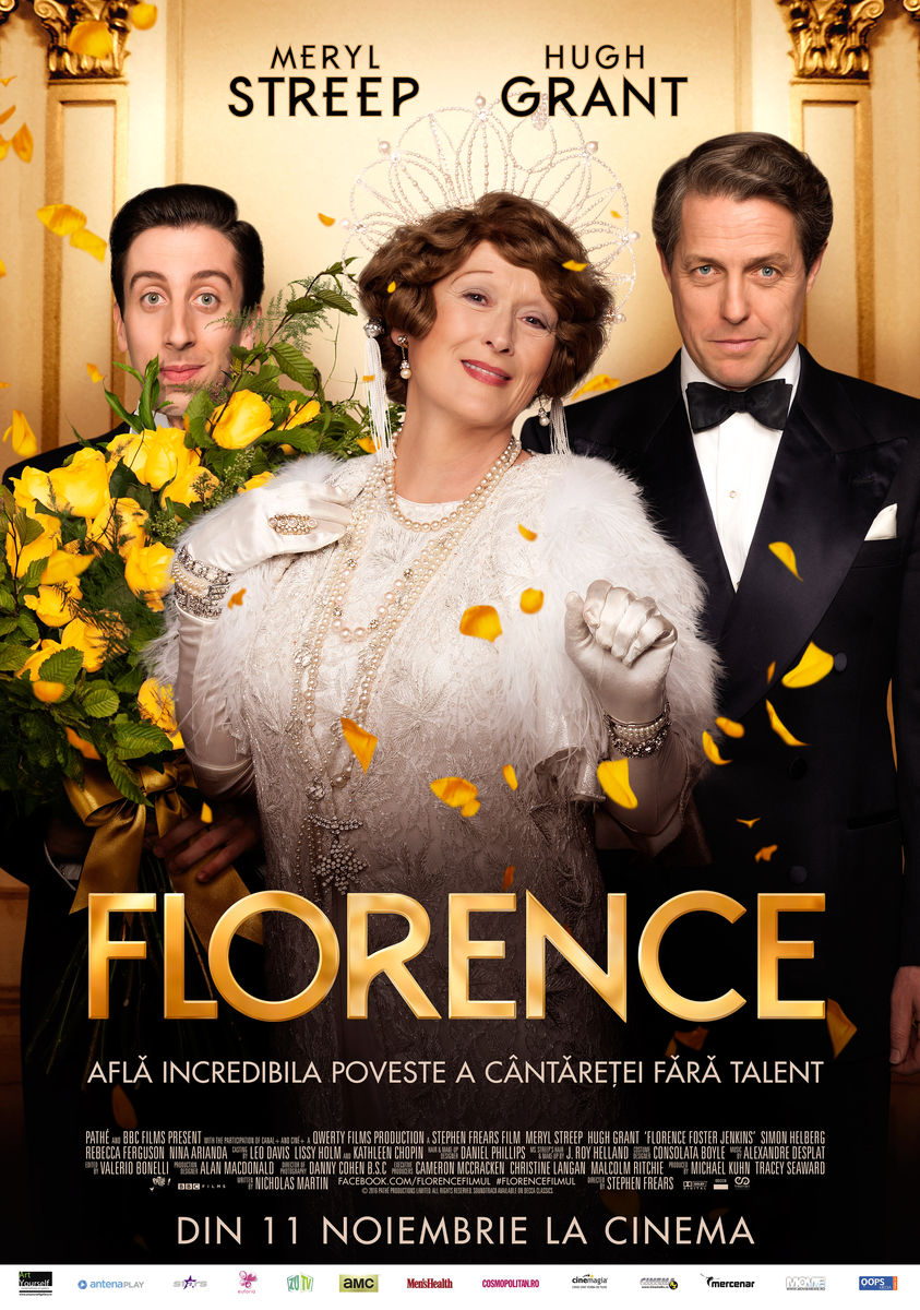 Florence / Florence Foster Jenkins (Premiera)