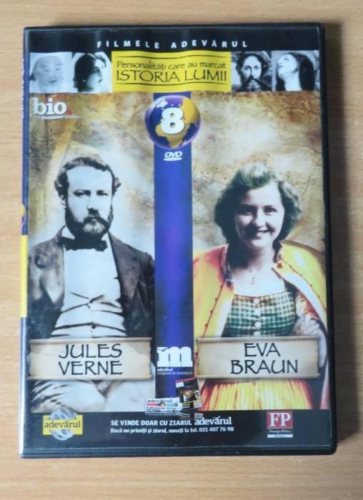 Vizionare filme documentare despre JULES VERNE si EVA BRAUN