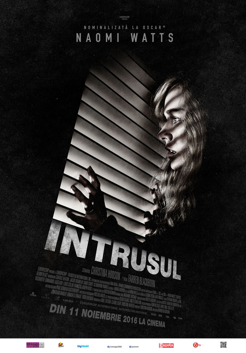 Intrusul / Shut In (Premiera)