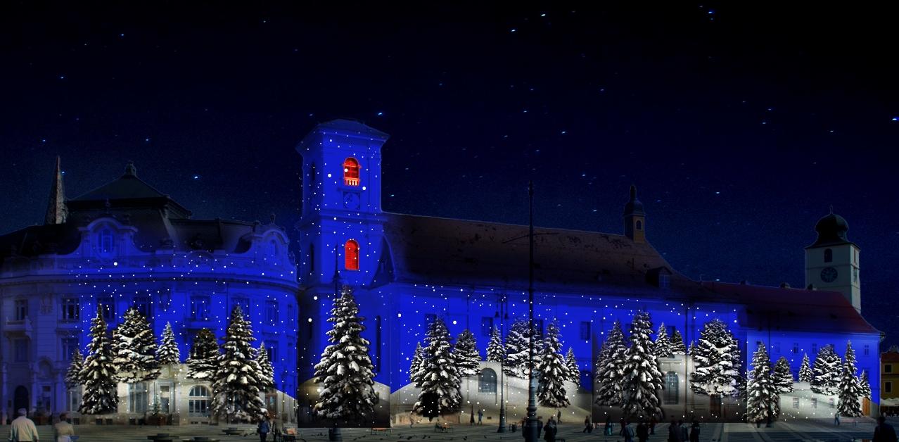 Târgul de Crăciun din Sibiu 2016