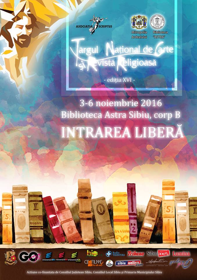 Targul National de Carte si Revista Religioasa, editia a XVI-a