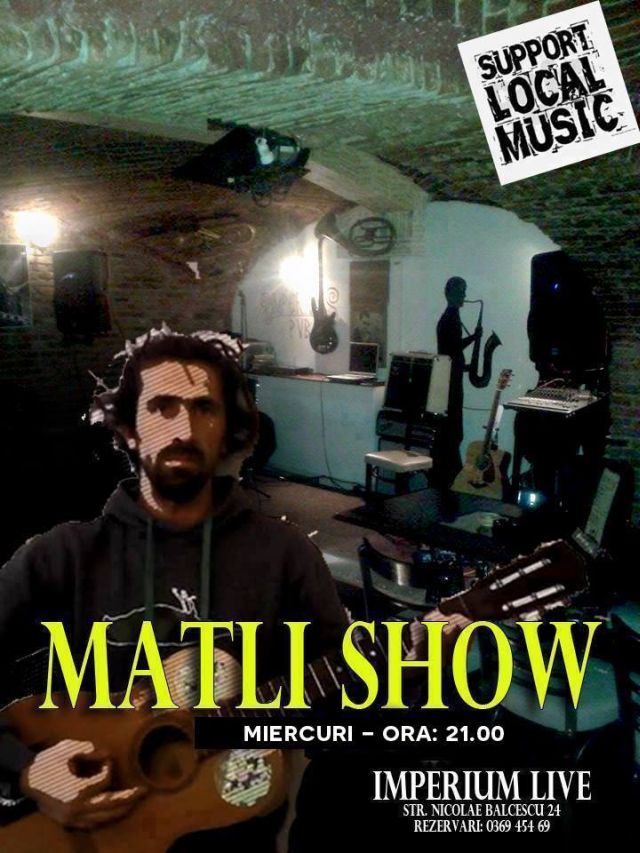 MATLI SHOW