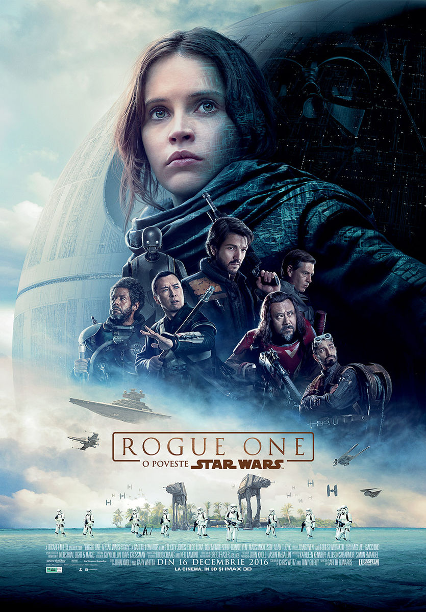 Rogue One: O poveste Star Wars – 3D Subtitrat / Rogue One: A Star Wars Story – 3D (Premiera)