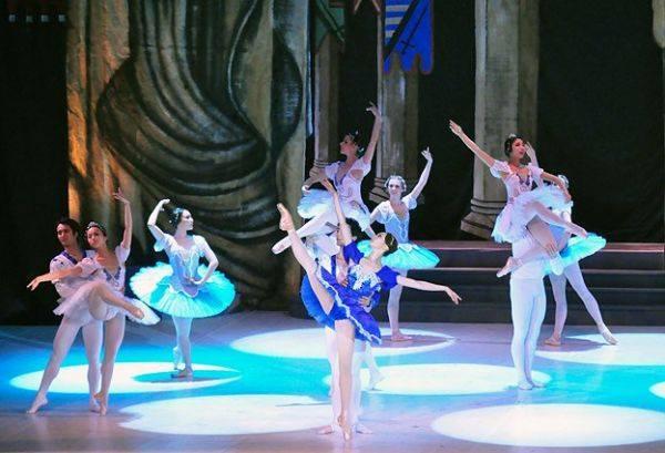 Vizionare spectacol de balet Raimonda