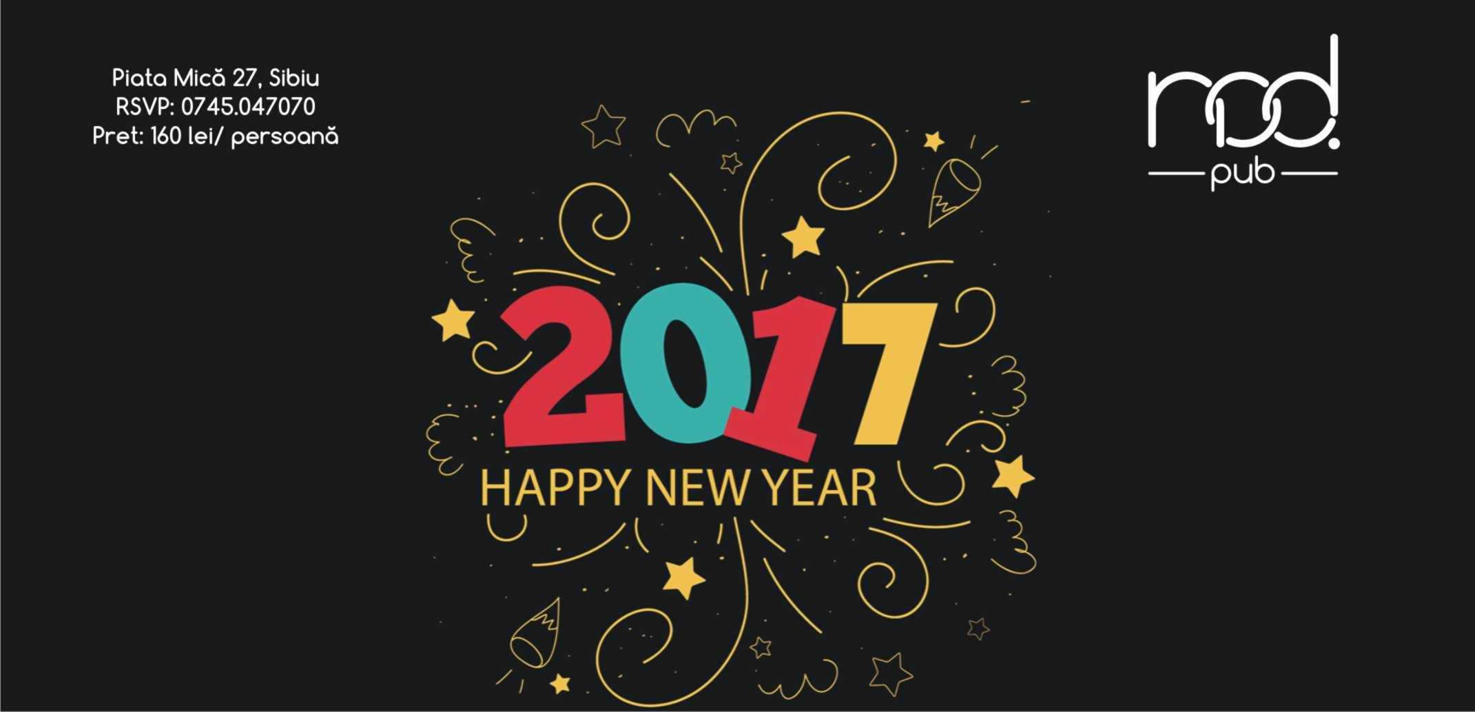 Revelion 2017 la NOD