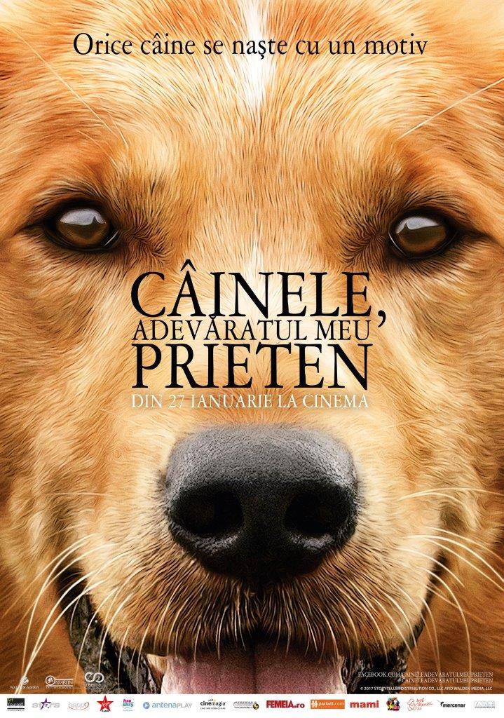 Cainele, adevaratul meu prieten / A Dog's Purpose (Premiera)