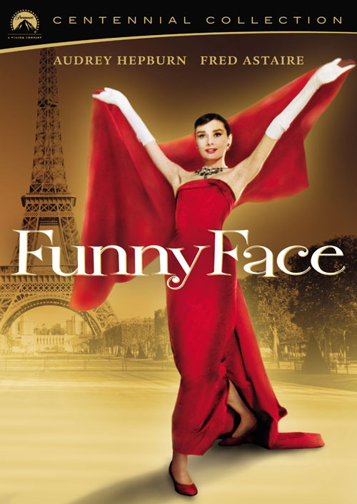 Vizionare film: Funny face