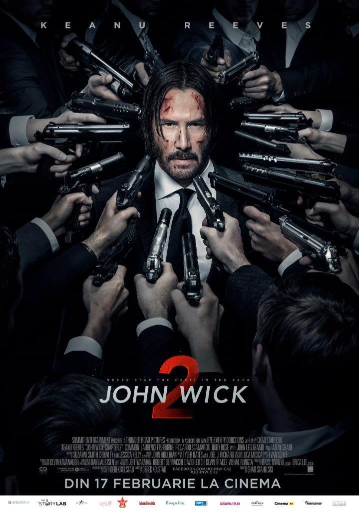 John Wick 2 / John Wick: Chapter 2
